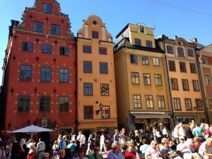 Gamlastan Stockholm // Sweden