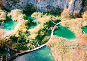 Plitvice Lakes // Croatia
